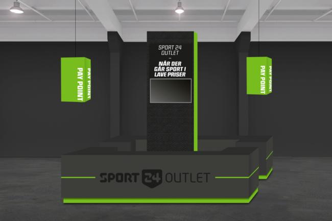 Sport24outlet - detail indretning