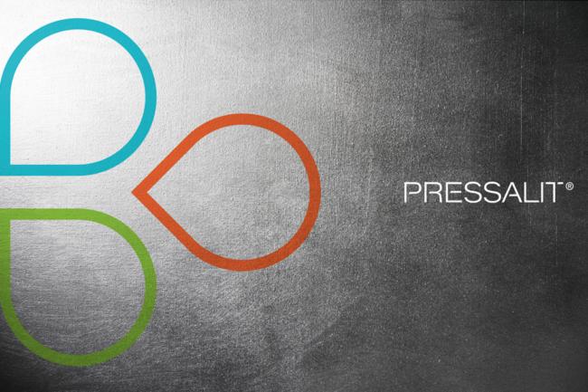 Pressalit - branding