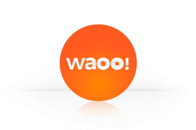 Waoo - Visuel identitet
