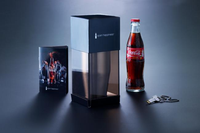 Coca cola - Ocation based marketing